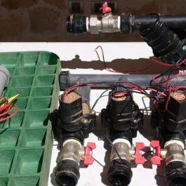 como funciona el sistema de riego automatico