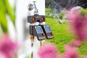 distribuidor gardena controlador 2 vias