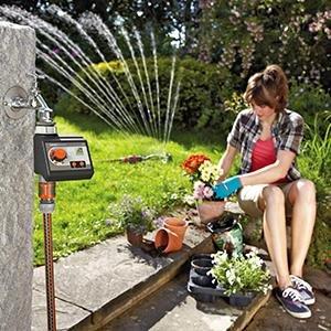 Programador gardena jardin