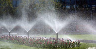 sistemas de riego para jardines automaticos