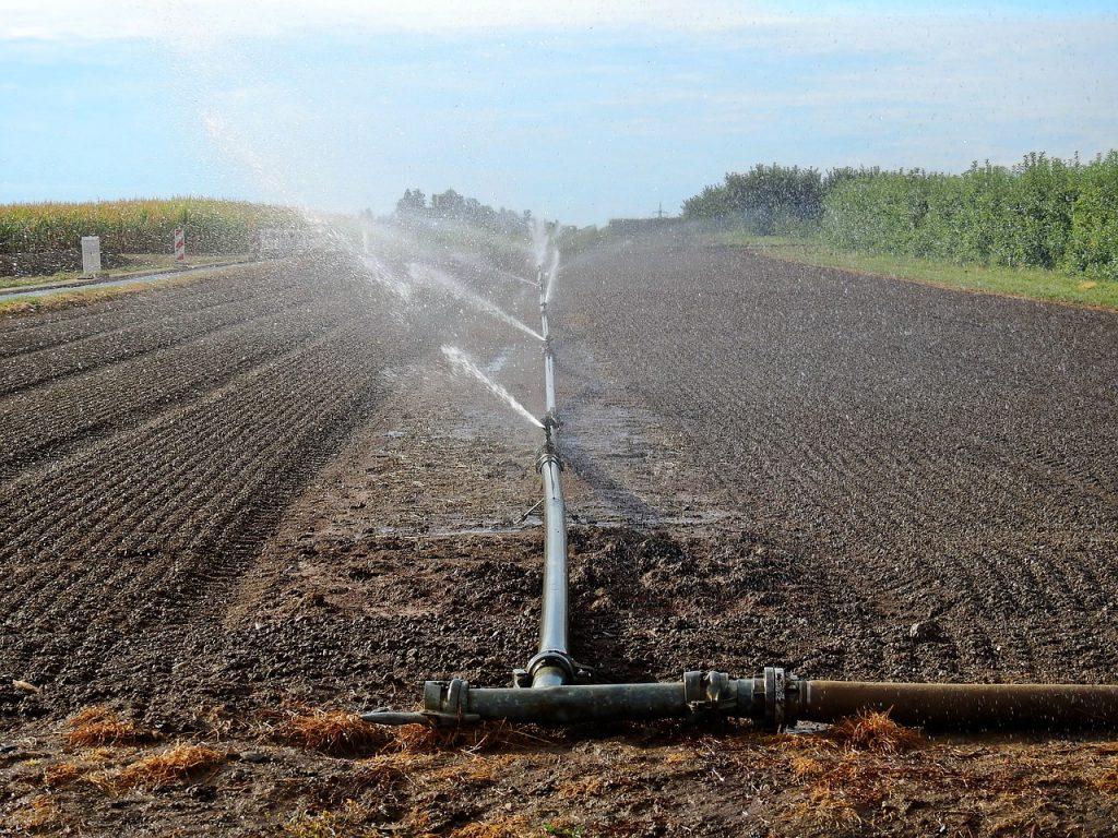 riego tecnificado agricola